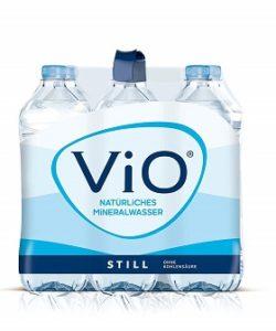 Wasser Mineralisieren Vioflaschen