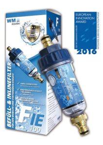 Wasser Mineralisieren WM Aquatec
