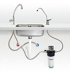 Wasserentkalker Rohre